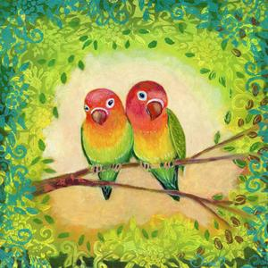 Love Birds by Jennifer Lommers