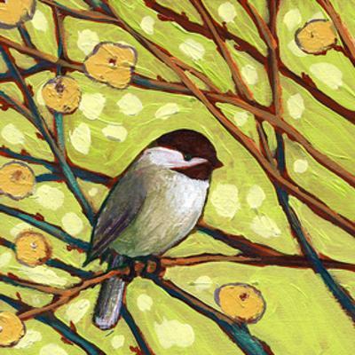 Modern Bird I by Jennifer Lommers