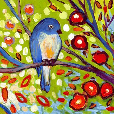 Modern Bird III by Jennifer Lommers