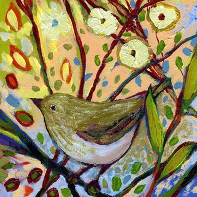Modern Bird IV by Jennifer Lommers