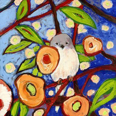 Modern Bird IX by Jennifer Lommers