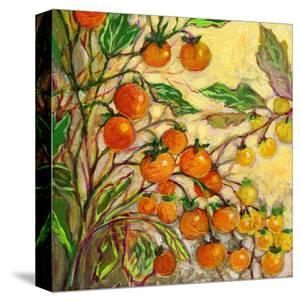Plein Air Garden Series No. 15 by Jennifer Lommers