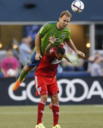 Mls: FC Dallas at Seattle Sounders FC by Jennifer Nicholson