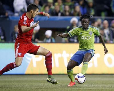 Mls: Playoffs-Fc Dallas at Seattle Sounders by Jennifer Nicholson