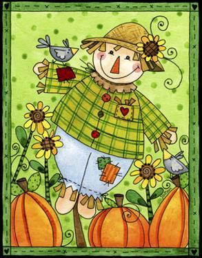 A Patchy Scarecrow by Jennifer Nilsson
