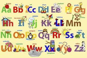 ABC's by Jennifer Nilsson