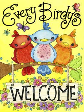 Everybirdys Welcome by Jennifer Nilsson