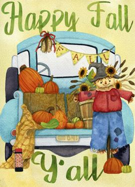 Fall Pumpkin Truck by Jennifer Nilsson