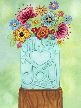 Fill Your Heart Jar by Jennifer Nilsson