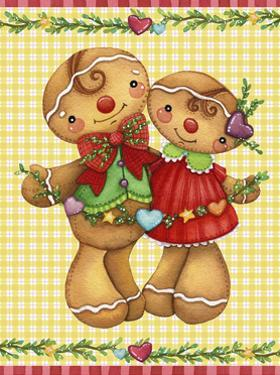 Gingerbread Love by Jennifer Nilsson
