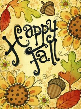 Happy Fall by Jennifer Nilsson