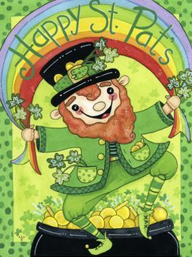 Happy St Pats by Jennifer Nilsson