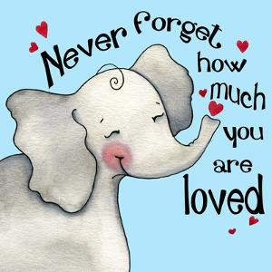 Never Forget Elephant by Jennifer Nilsson