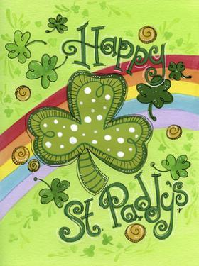 St Paddy Shamrock by Jennifer Nilsson