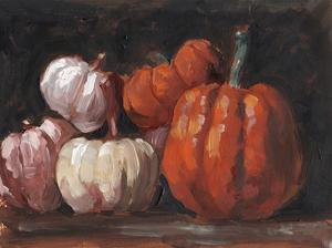 Autumn Still Life II by Jennifer Parker