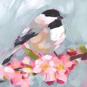 Brushstroke Bird II by Jennifer Parker