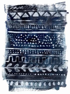 Drybrush Loom I by Jennifer Parker