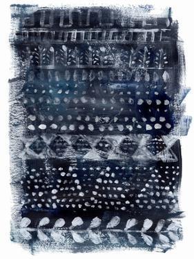 Drybrush Loom II by Jennifer Parker