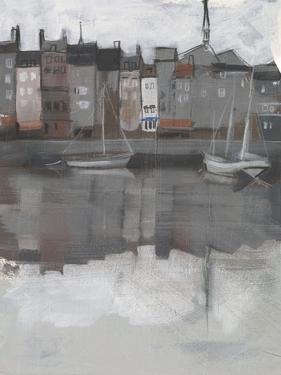 Fishing Village II by Jennifer Parker