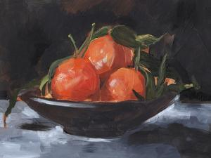 Fruit Plate II by Jennifer Parker