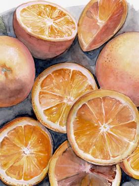 Fruit Slices III by Jennifer Parker