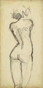 Full Figure Lines I by Jennifer Parker