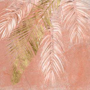 Golden Palms I by Jennifer Parker