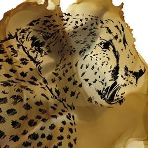 Leopard Portrait II by Jennifer Parker