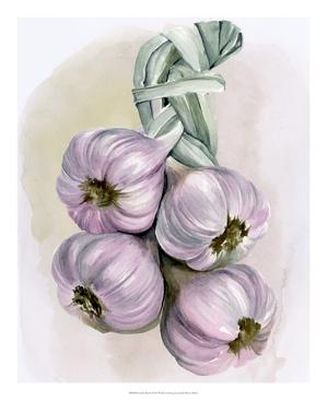 Garlic Braid I by Jennifer Paxton Parker