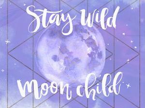 Moon Child II by Jennifer Paxton Parker