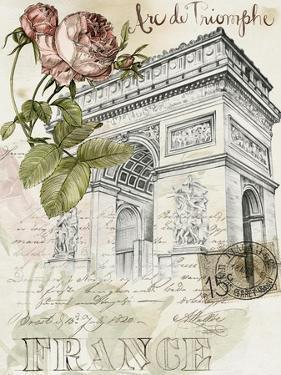 Paris Sketchbook II by Jennifer Paxton Parker