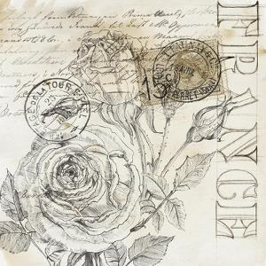 Rose Romance III by Jennifer Paxton Parker