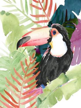 Toucan Palms I by Jennifer Paxton Parker