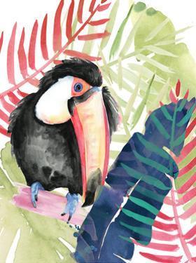 Toucan Palms II by Jennifer Paxton Parker