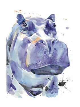 Ultra Violet Safari I by Jennifer Paxton Parker