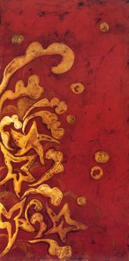 Red Shinwa I by Jennifer Perlmutter