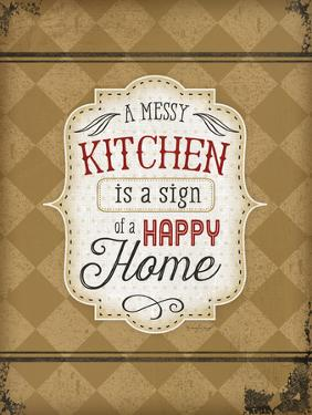 A Messy Kitchen by Jennifer Pugh