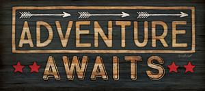 Adventure Awaits by Jennifer Pugh