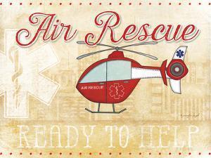 Air Rescue by Jennifer Pugh