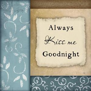 Always Kiss Me Goodnight by Jennifer Pugh
