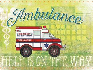 Ambulance by Jennifer Pugh