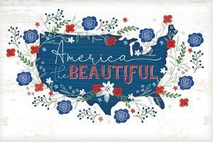America the Beautiful by Jennifer Pugh