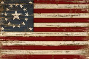 American Flag by Jennifer Pugh