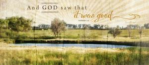 And God Saw That it Was Good by Jennifer Pugh
