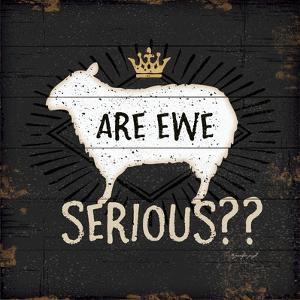 Are Ewe Serious by Jennifer Pugh