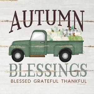 Autumn Blessings by Jennifer Pugh
