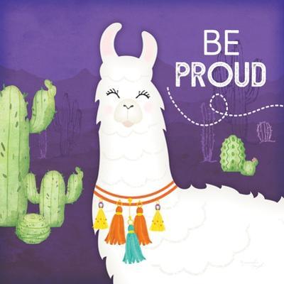 Be Proud Llama by Jennifer Pugh