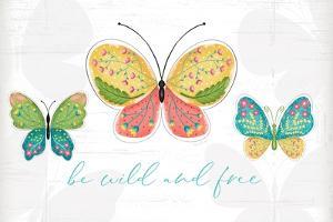 Be Wild and Free by Jennifer Pugh