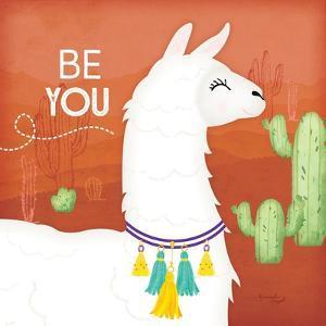 Be You Llama by Jennifer Pugh