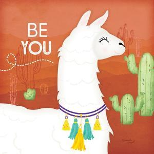 Be You Llama by Jennifer Pugh